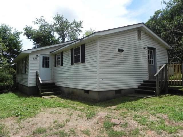 820 Matthews School Road, Matthews, NC 28105 (#3624978) :: Carolina Real Estate Experts