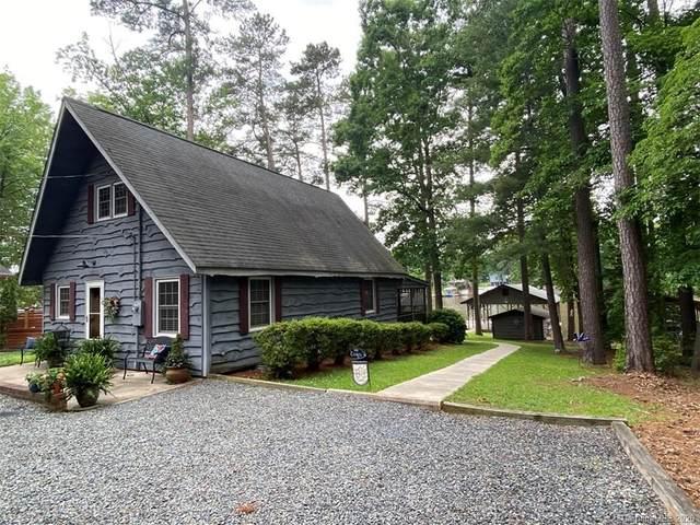 360 Springwood Drive, Mount Gilead, NC 27306 (#3625015) :: Carolina Real Estate Experts