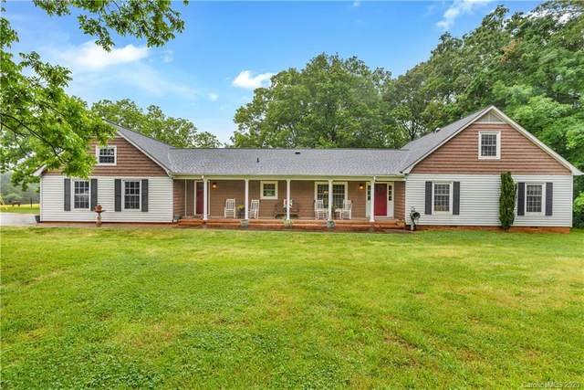 10001 Meismer Lane, Rockwell, NC 28138 (#3625023) :: High Performance Real Estate Advisors