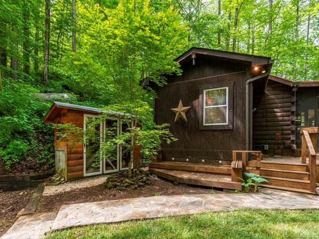 412 Soco Acres Road, Maggie Valley, NC 28751 (#3625029) :: Scarlett Property Group