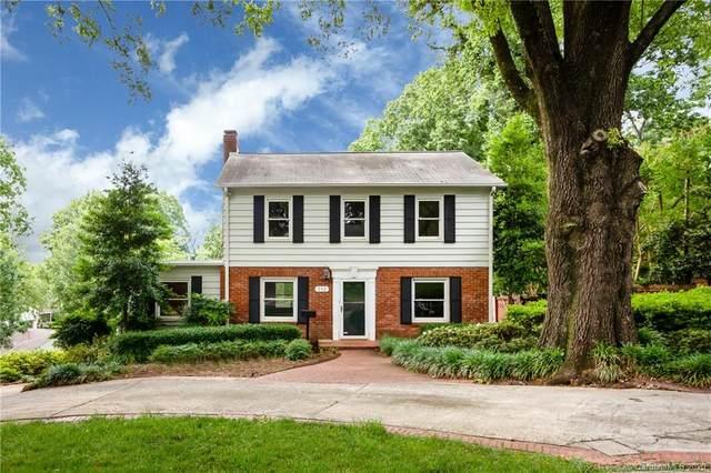 312 Brandywine Road, Charlotte, NC 28209 (#3625105) :: Homes Charlotte