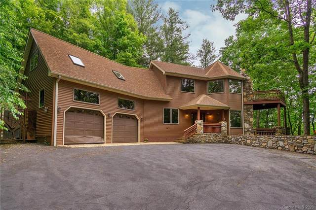 44 Alexander Drive, Asheville, NC 28801 (#3625180) :: Homes Charlotte