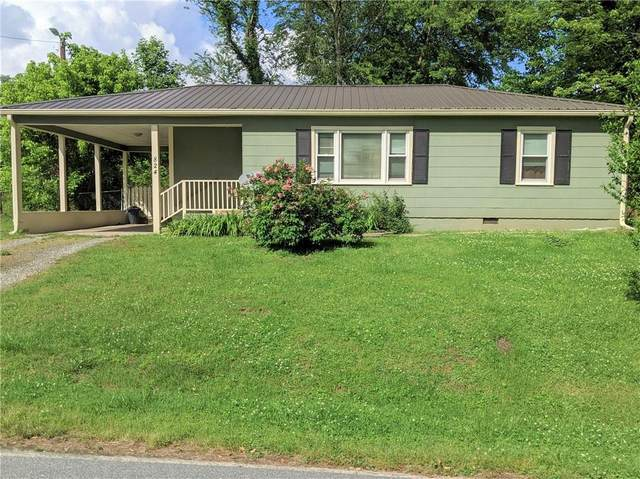 824 Montclair Circle NW, Lenoir, NC 28645 (#3625207) :: Besecker Homes Team