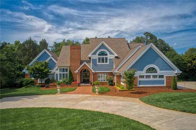 1411 Greenway Drive, Shelby, NC 28150 (#3625218) :: Stephen Cooley Real Estate Group
