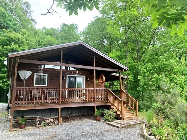 627 Timbuktu Road, Sylva, NC 28779 (#3625222) :: Besecker Homes Team