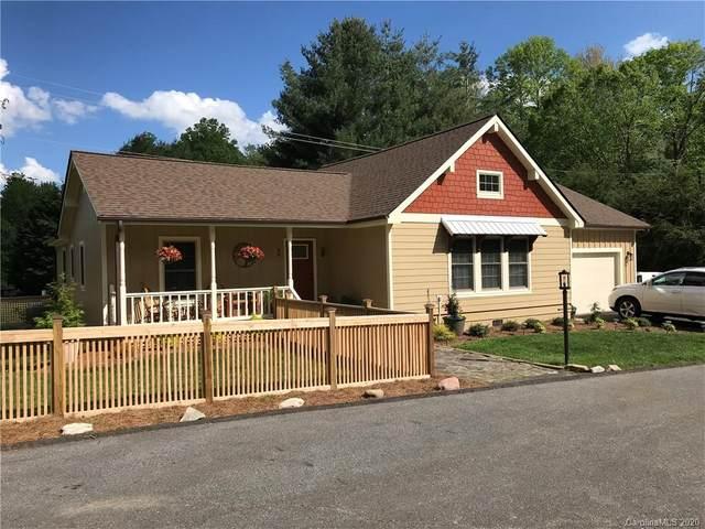96 Garden Court, Maggie Valley, NC 28751 (#3625259) :: Scarlett Property Group