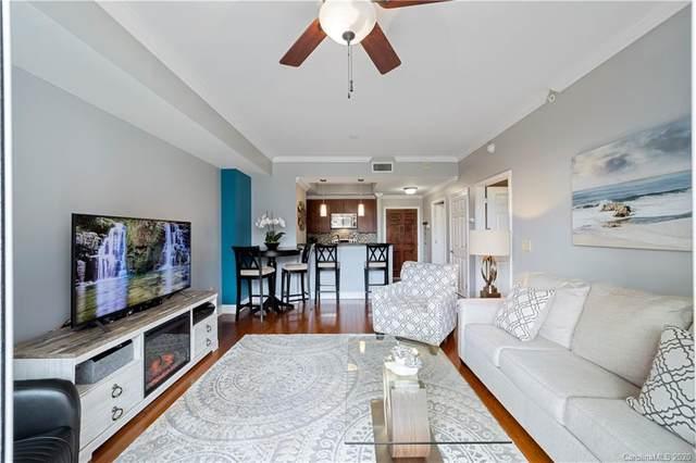 300 W 5th Street #326, Charlotte, NC 28202 (#3625290) :: High Performance Real Estate Advisors