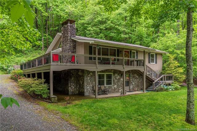 139 Friar Tuck Lane, Maggie Valley, NC 28751 (#3625305) :: Scarlett Property Group