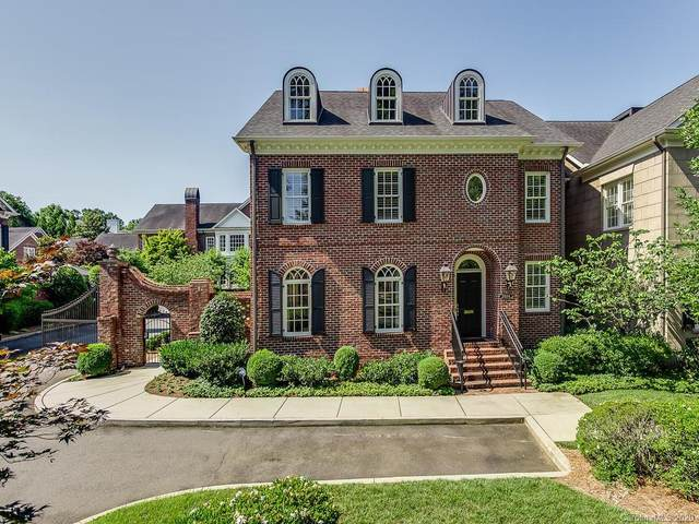 2024 Queens Road W D, Charlotte, NC 28207 (#3625324) :: The Downey Properties Team at NextHome Paramount