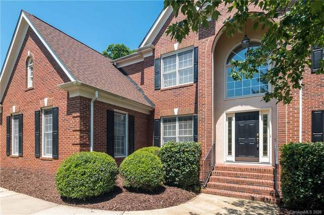 11033 Fountaingrove Drive #10, Charlotte, NC 28262 (#3625329) :: Stephen Cooley Real Estate Group