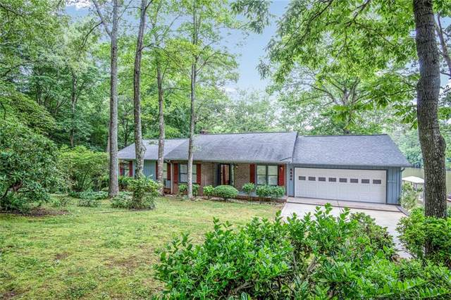 4404 Lakeshore Circle, Catawba, NC 28609 (#3625336) :: Stephen Cooley Real Estate Group