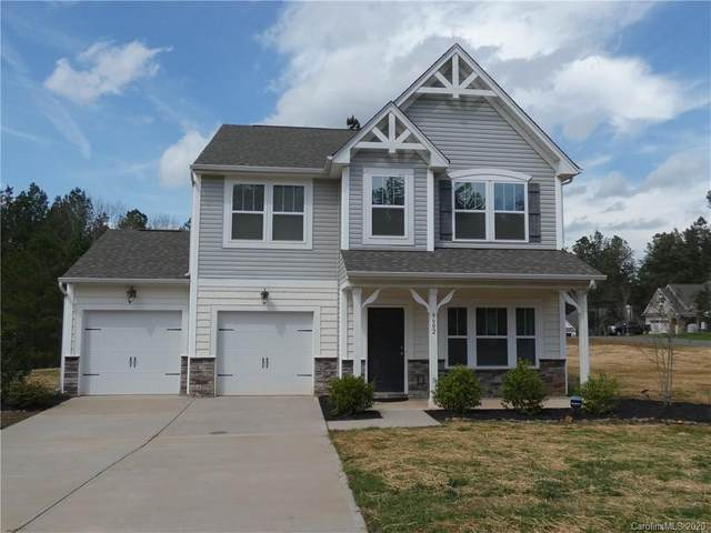 6602 Buck Horn Place, Waxhaw, NC 28173 (#3625339) :: Ann Rudd Group