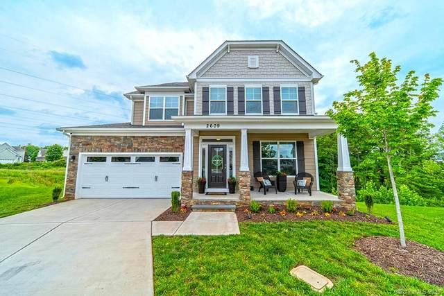 2609 Keady Mill Loop, Kannapolis, NC 28081 (#3625361) :: Robert Greene Real Estate, Inc.