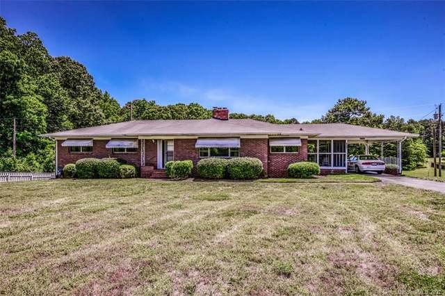 1877 Mecklenburg Highway, Mooresville, NC 28115 (#3625378) :: Carlyle Properties