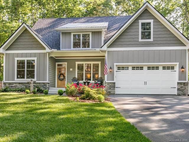 21 Ducketts Grove Road, Fletcher, NC 28732 (#3625383) :: Besecker Homes Team