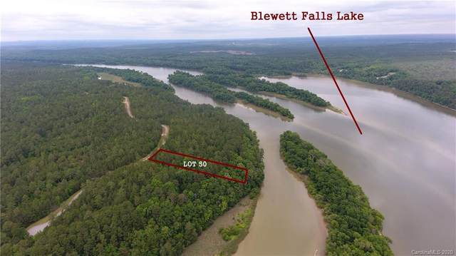 TBD Lakeside Trail #50, Lilesville, NC 28091 (#3625386) :: Stephen Cooley Real Estate Group