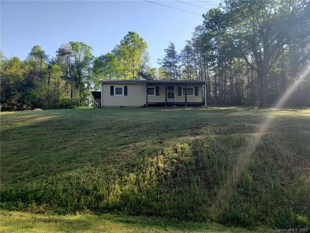 524 John Cline Road, Taylorsville, NC 28681 (#3625430) :: Robert Greene Real Estate, Inc.