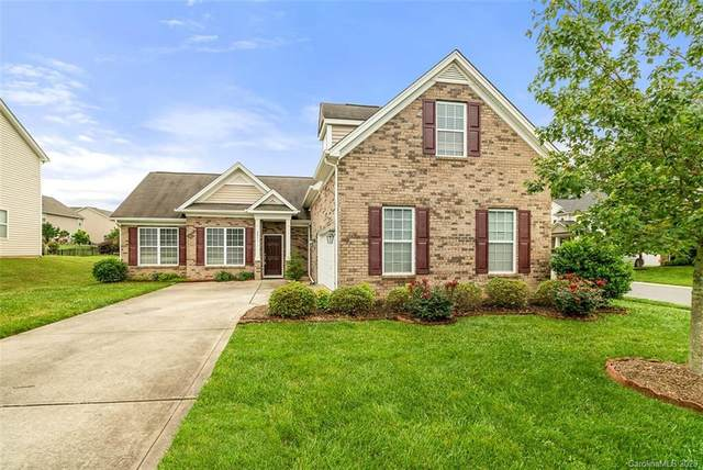 8011 Fountainbrook Drive, Indian Trail, NC 28079 (#3625464) :: Scarlett Property Group