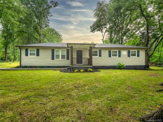 5340 Rockwood Road, Charlotte, NC 28216 (#3625470) :: Ann Rudd Group
