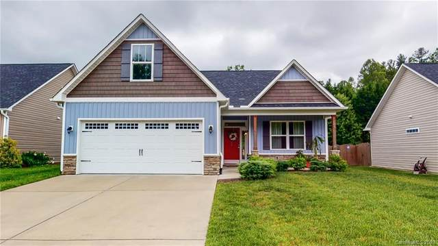 76 Half Moon Trail, Hendersonville, NC 28792 (#3625472) :: Puma & Associates Realty Inc.