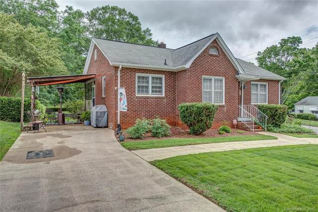 820 Elm Street W, Shelby, NC 28150 (#3625527) :: Robert Greene Real Estate, Inc.