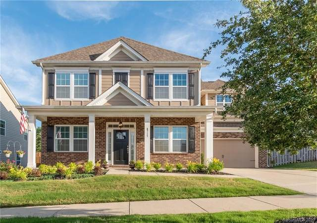 8715 Hallowford Drive, Huntersville, NC 28078 (#3625552) :: Carlyle Properties