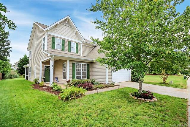 627 Goldflower Drive, Rock Hill, SC 29732 (#3625576) :: Carlyle Properties
