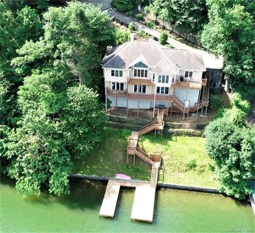 304 Seton Road, Lake Lure, NC 28746 (#3625640) :: MartinGroup Properties