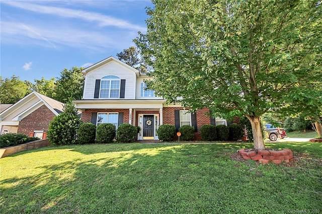 2902 Tindle Hill Lane, Charlotte, NC 28216 (#3625692) :: Besecker Homes Team