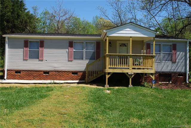 186 Clark Road, Mocksville, NC 27028 (#3625700) :: Miller Realty Group