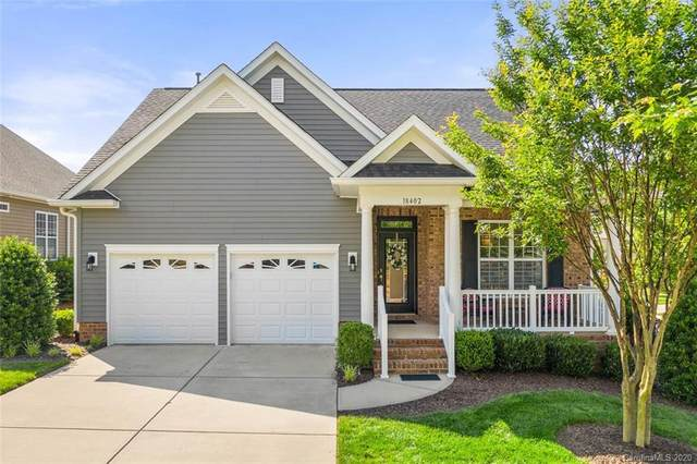 18402 Neville Avenue #81, Cornelius, NC 28031 (#3625709) :: High Performance Real Estate Advisors