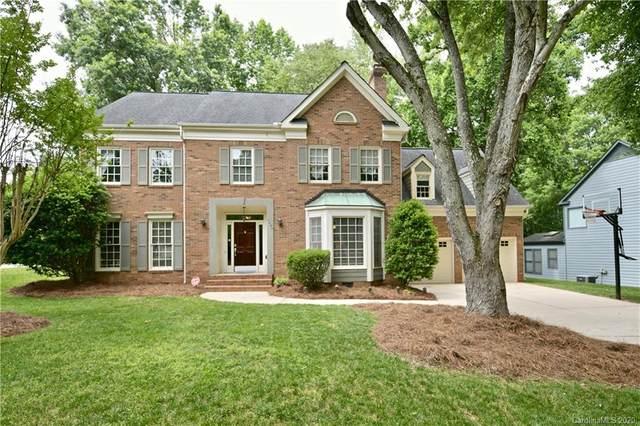 8824 Thornbury Lane, Huntersville, NC 28078 (#3625721) :: High Performance Real Estate Advisors