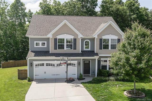 7450 SW Dover Mill Drive, Concord, NC 28025 (#3625722) :: Caulder Realty and Land Co.