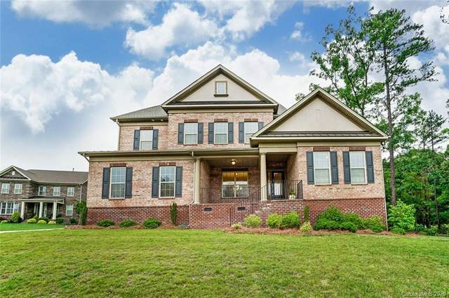 7504 Yellowhorn Trail, Waxhaw, NC 28173 (#3625763) :: Carlyle Properties