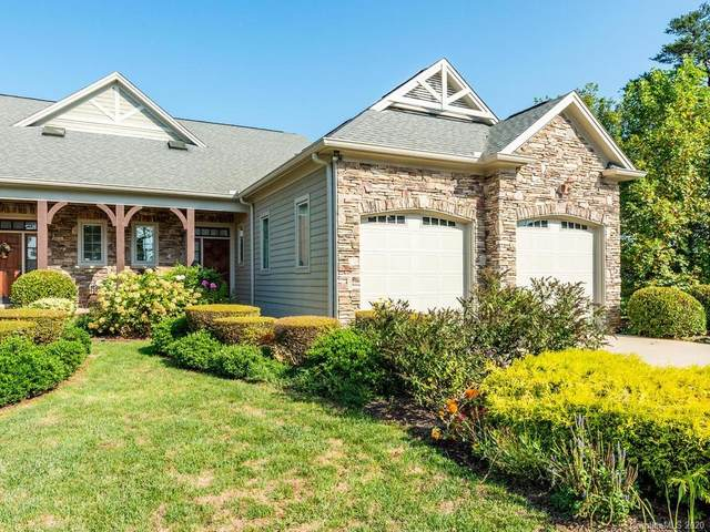 124 Red Hawk Knoll, Lake Lure, NC 28746 (MLS #3625773) :: RE/MAX Journey