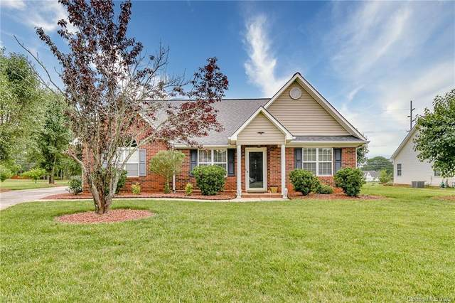 2440 Hunters Way, Monroe, NC 28110 (#3625779) :: Miller Realty Group