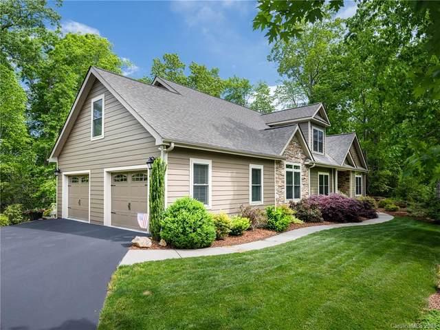 75 Horse Shoe Ridge Trail, Hendersonville, NC 28739 (#3625790) :: Scarlett Property Group