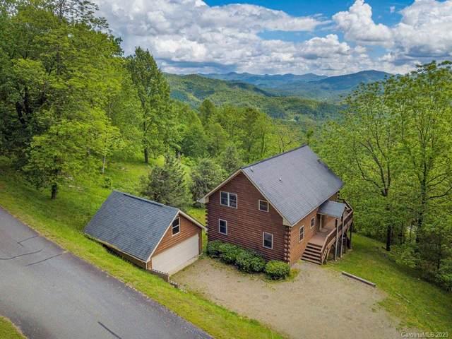 212 Multiflora Way, Waynesville, NC 28786 (#3625828) :: MartinGroup Properties