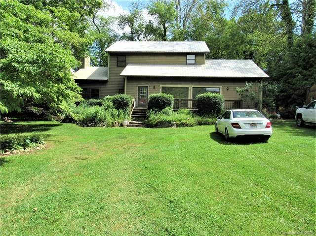55 Roth Stream Drive, Waynesville, NC 28786 (#3625868) :: High Performance Real Estate Advisors