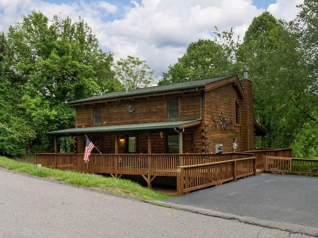 78 Destination Drive, Waynesville, NC 28786 (#3625875) :: MartinGroup Properties