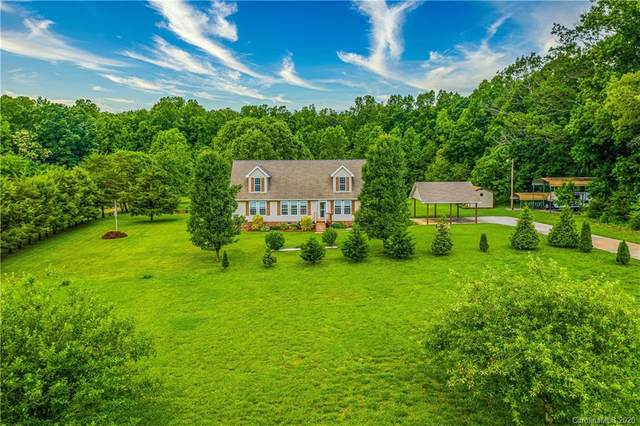 277 Hayes Farm Road, Statesville, NC 28625 (#3625926) :: Mossy Oak Properties Land and Luxury