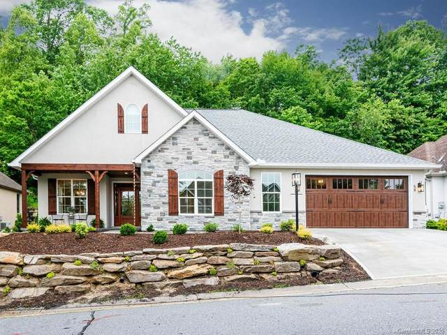 58 Carriage Highlands Court, Hendersonville, NC 28791 (#3625929) :: High Performance Real Estate Advisors