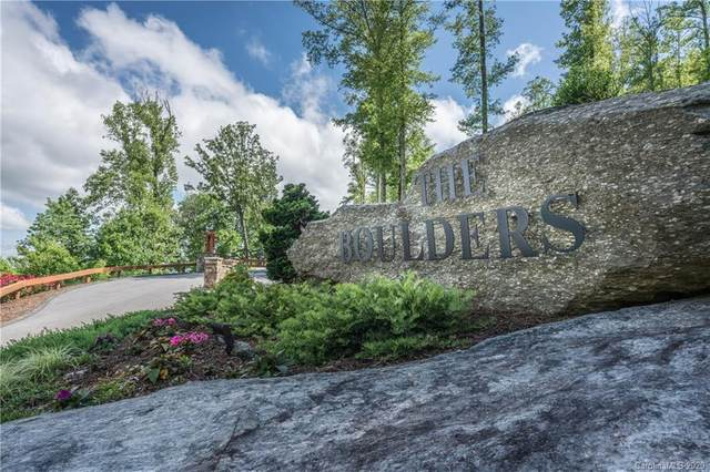 Woodlands 13 Curtain Bluff, Hendersonville, NC 28791 (#3625934) :: High Performance Real Estate Advisors
