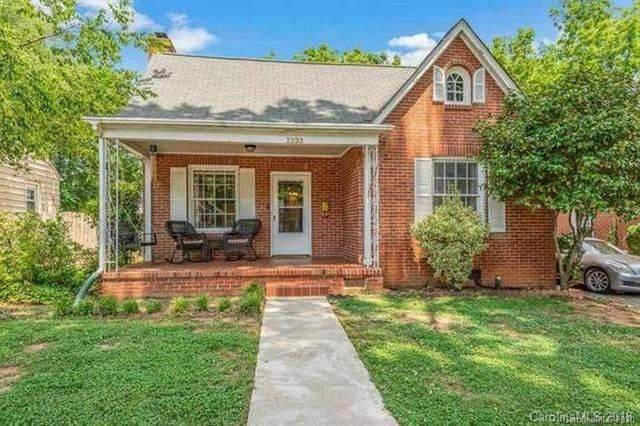 2333 Commonwealth Avenue, Charlotte, NC 28205 (#3625949) :: TeamHeidi®