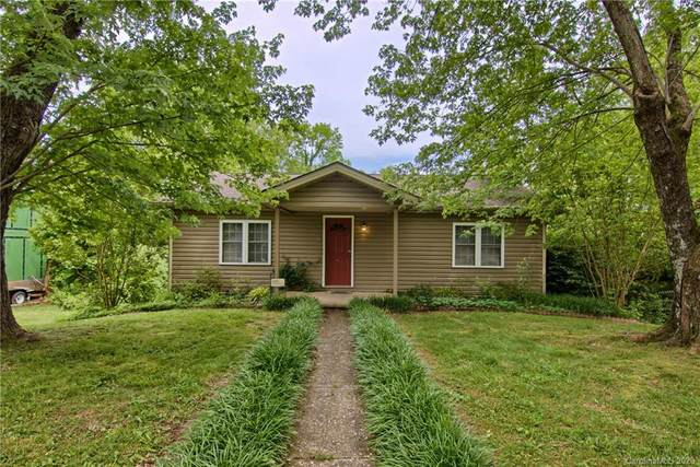 128 Fairview Avenue, Hendersonville, NC 28792 (MLS #3625956) :: RE/MAX Journey
