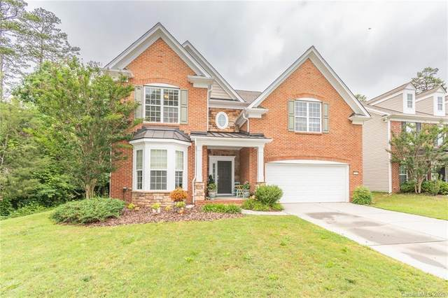 1263 Middlecrest Drive NW, Concord, NC 28027 (#3625968) :: Keller Williams South Park