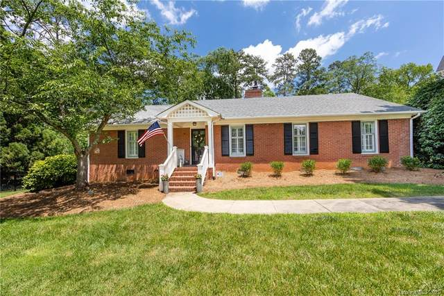 238 Anthony Circle, Charlotte, NC 28211 (#3625972) :: MartinGroup Properties