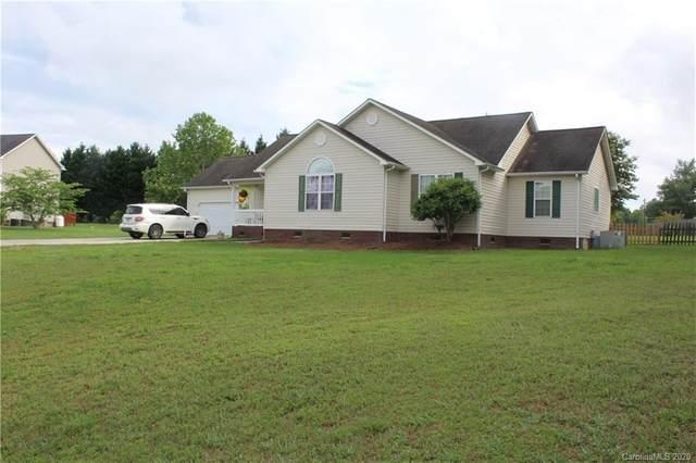 165 Pin Oak Circle #7, Salisbury, NC 28146 (#3625979) :: Rinehart Realty