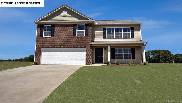 209 Brenett Francis Court #56, Charlotte, NC 28214 (#3625990) :: Stephen Cooley Real Estate Group