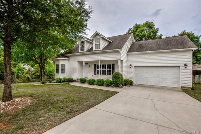 116 Whistling Pines Drive, Statesville, NC 28677 (#3625998) :: Wilkinson ERA Real Estate